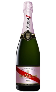 玛姆红带香槟(天然酒 玫瑰)
