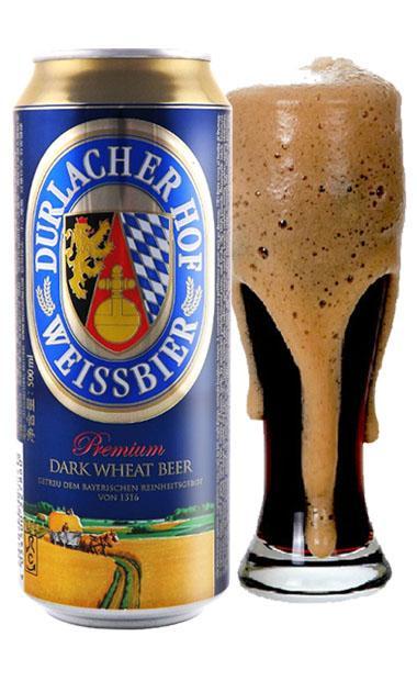 德国啤酒 德拉克 小麦黑啤