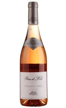 劳伦米格尔父子系列神索西拉桃红葡萄酒