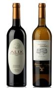 帕克高分酒(普莱萨斯庄园干白葡萄酒+普莱萨斯庄园干红葡萄酒)-2支装