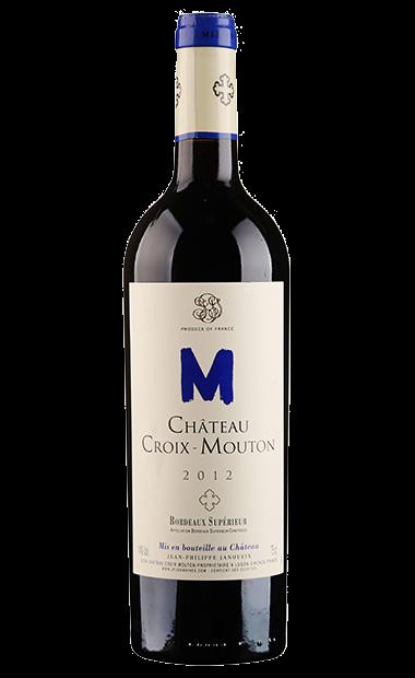 【也买酒】十字木桐城堡干红葡萄酒