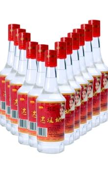 50°达坂城酒 500ml 2005年 整箱12瓶装 陈年老酒