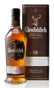 洋酒烈酒格兰菲迪18年 单一纯麦威士忌700ML  甑品酒业