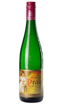 教堂山爱德纳贵腐甜白葡萄酒2009(375毫升)