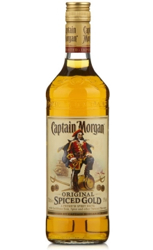 摩根船长金朗姆酒