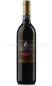 蓝仙姑当飞特美乐红葡萄酒