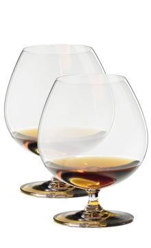 醴铎Riedel 宫廷系列白兰地杯(两只装)