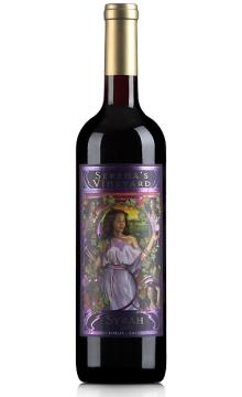 美国四姐妹西拉干红葡萄酒