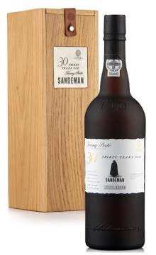 山地文波特30年陈酿红葡萄酒