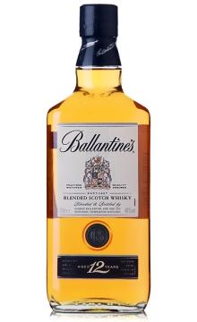 百龄坛12年苏格兰威士忌700ml