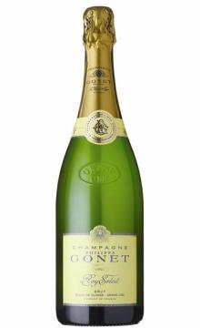 歌娜太阳王特级香槟