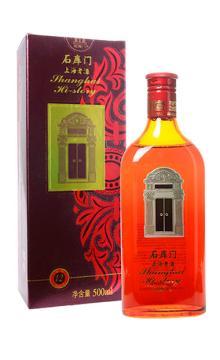 国产黄酒 上海老酒 石库门 锦绣12年 500ml