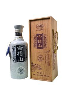 会稽山 国标十二年 木盒 2.5L 会稽山绍兴花雕酒 黄酒