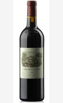 拉菲城堡副牌干红葡萄酒2011(香港免税价)