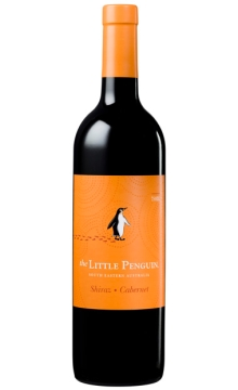 小企鹅设拉子赤霞珠葡萄酒
