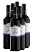 拉菲傳說干紅葡萄酒-6支裝