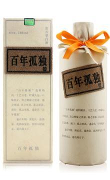 酒宴网 百年孤独 45度500ml 礼盒装 江西 浓香白酒