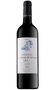 贝桑城堡干红葡萄酒2010
