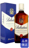 洋酒烈酒40°英国百龄坛特醇苏格兰威士忌