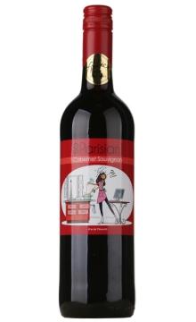 巴黎范儿赤霞珠干红葡萄酒