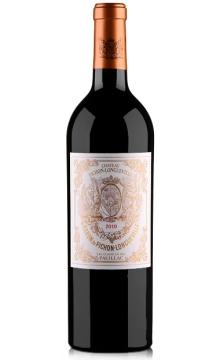 男伯爵庄园干红葡萄酒2010 (香港免税价)