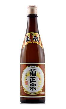 日本原装进口洋酒 菊正宗本酿造上撰辛口清酒720ml