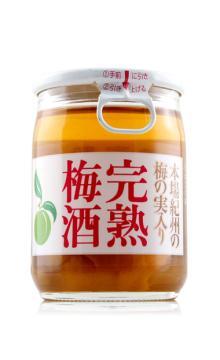 日本原装进口梅子酒大关牌本场纪州完熟梅酒100ml