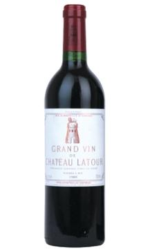 【名庄】拉图城堡干红葡萄酒1988年750ml