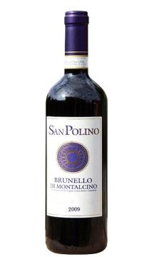 圣保利诺 布鲁内洛蒙塔奇诺干红葡萄酒2009