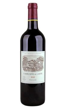 【名庄】拉菲副牌红葡萄酒2010(又名拉菲卡许阿德/拉菲珍宝)