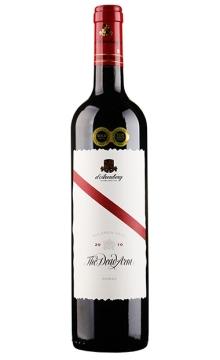 黛伦堡枯藤西拉子红葡萄酒