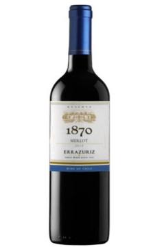 伊拉苏1870珍藏系列梅洛红葡萄酒