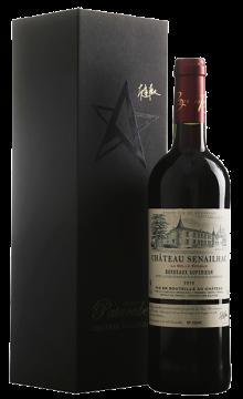 赵薇-斯奈哈克城堡(超级波尔多)干红葡萄酒 单支礼盒