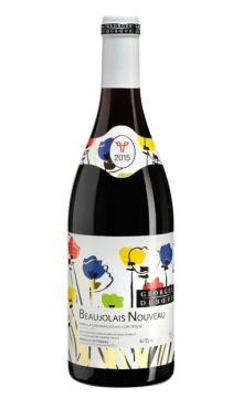 薄若莱新酒-乔治杜博夫郁金香干红葡萄酒2015
