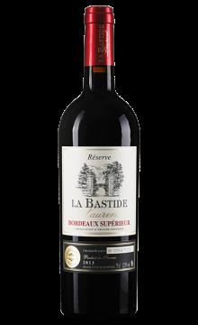 拉昂城堡珍藏干红葡萄酒(超级波尔多)