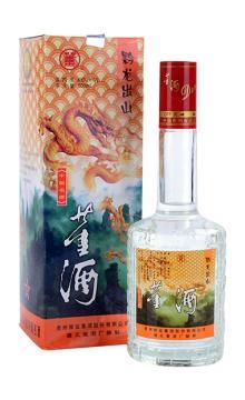 董酒黔龙出山2000-2002年45度500ml