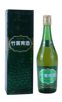 竹叶青2004-2005年38度500ml