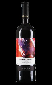 圣卡斯印象曼珠沙华干红葡萄酒