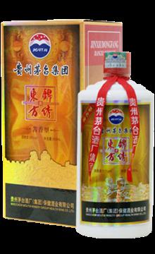 53°茅台集团锦绣东方酒(忠将)500ml