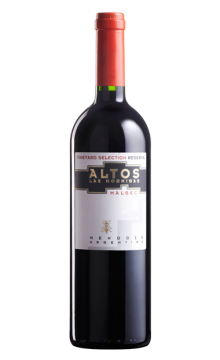 奥米格斯精选玛尔贝克红葡萄酒