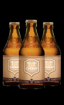 比利时精酿 智美啤酒330ML金帽 3支装
