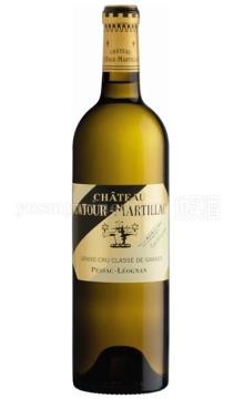 【名庄】拉图马蒂亚克城堡干白葡萄酒2015