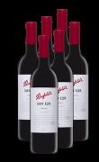 澳洲奔富BIN128红葡萄酒 奔富酒园 澳大利亚进口红酒 750mlx6 整箱红酒
