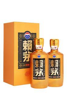 赖茅珍藏酱香型53度500ML*2