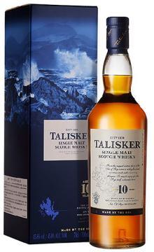 泰斯卡10年单一麦芽苏格兰威士忌