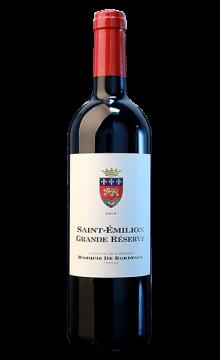 *波尔多侯爵-圣爱美浓干红葡萄酒*
