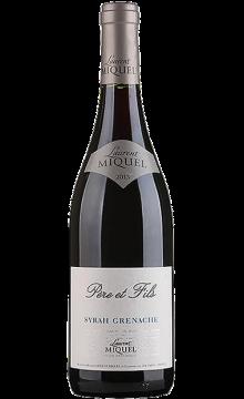 劳伦米格尔父子系列西拉歌海娜干红葡萄酒