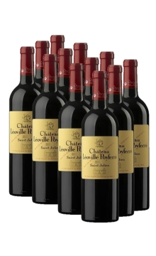 豪酒汇 乐夫普勒城堡干红葡萄酒2015期酒整箱(12瓶)