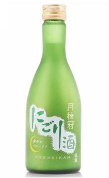 月桂冠浊酒清酒300ml