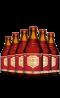 智美啤酒330ML红帽*6瓶